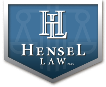 Logo for Hensel Law, PLLC - Accident and Personal Injury Attorneys