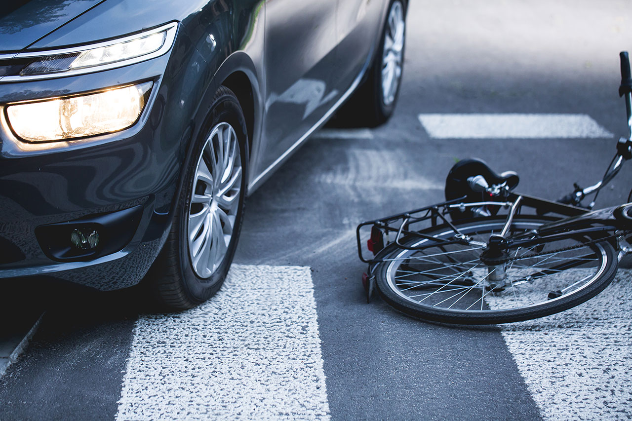 Image of Auto-Pedestrian / Auto-Bicycle Accidents practice area
